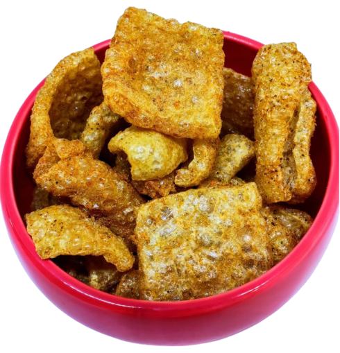 Natural Pork Rinds - Spicy Ma La - Wowlah