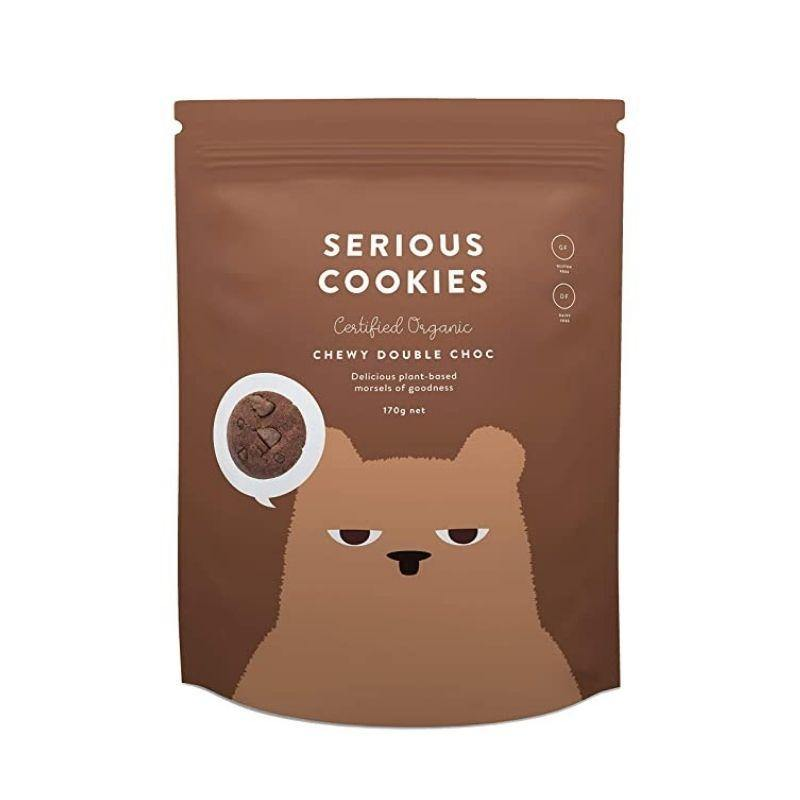 Serious Cookies - Double Chocolate Chip