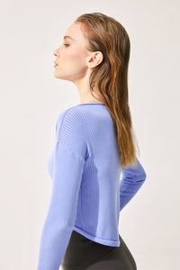 Button Sleeve Top - THE B