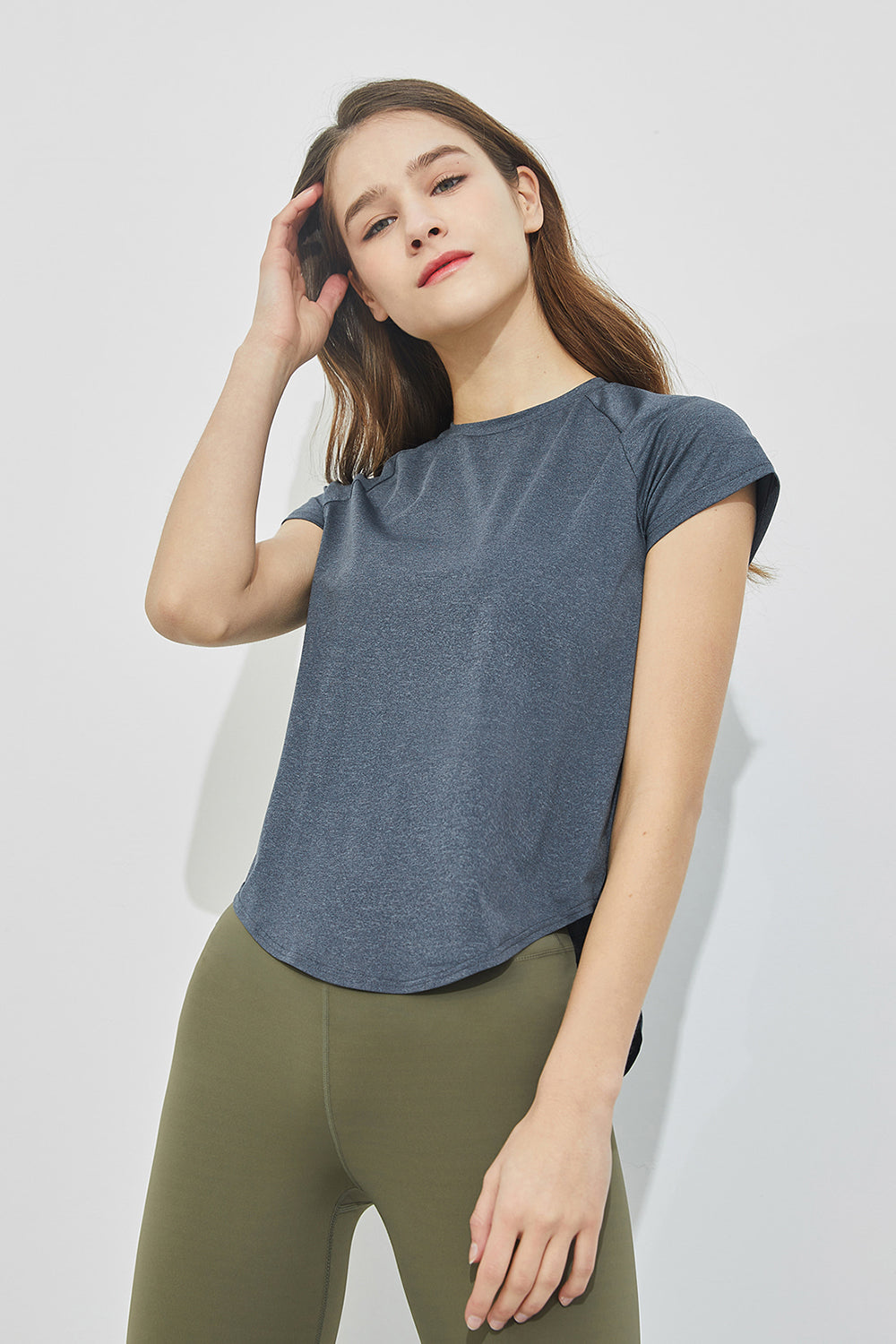 Melange Ladybird Top - THE B