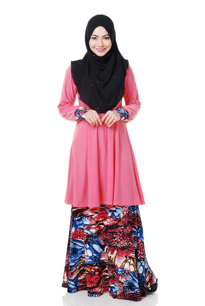 SR054E - RAISYA (Top+Skirt)