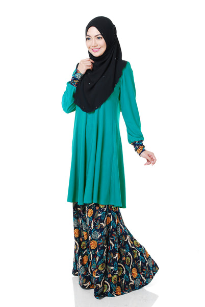 SR056G - RAISYA (Top+Skirt)