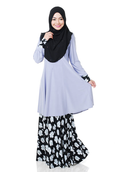 SR057F - RAISYA (Top+Skirt)