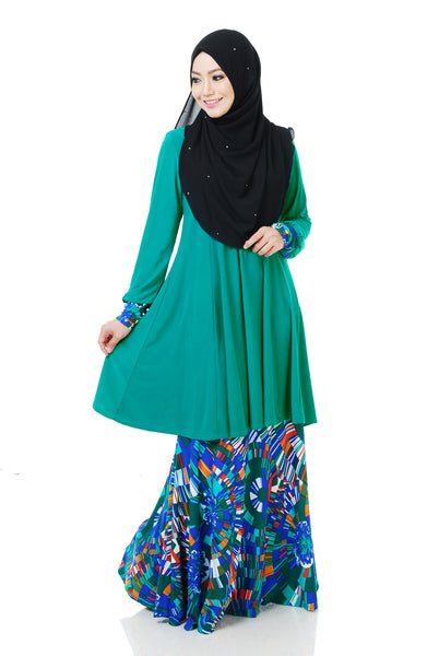 SR059H - RAISYA (Top+Skirt)
