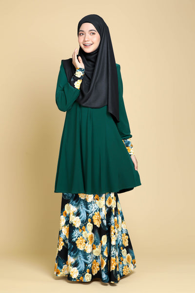 SR060H - RAISYA (Top+Skirt)
