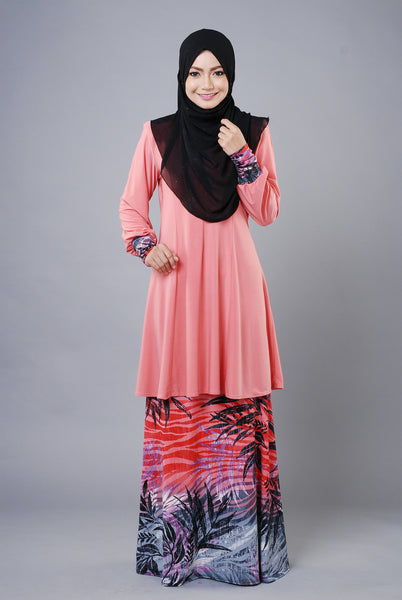 SR036A - RAISYA (Top+Skirt)