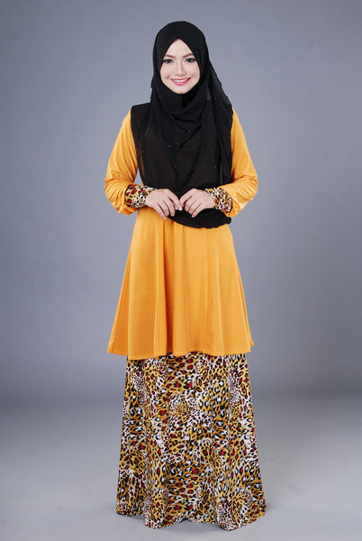 SR042A - RAISYA (Top+Skirt)