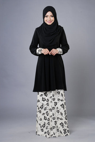 SR031E - RAISYA (Top+Skirt)
