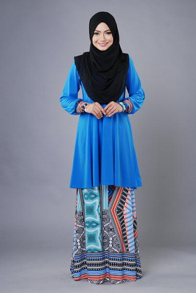 SR031F - RAISYA (Top+Skirt)
