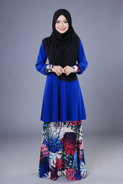 SR041A - RAISYA (Top+Skirt) - Butik NURSAFIA