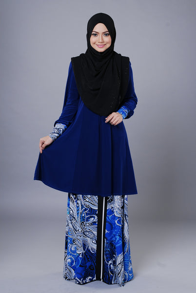 SR051D - RAISYA (Top+Skirt)