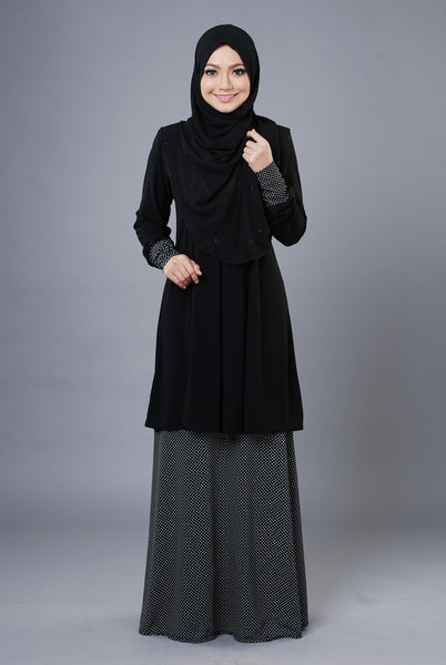 SR053H - RAISYA (Top+Skirt)