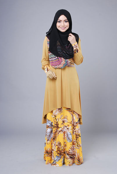 SA016A - AUFA (Top+Skirt)