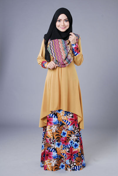SA017H - AUFA (Top+Skirt)