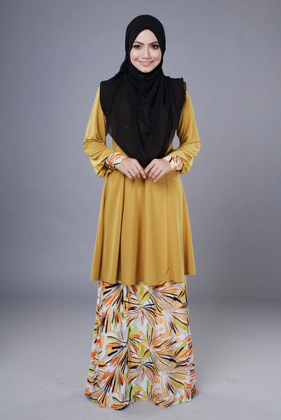 SR044A - RAISYA (Top+Skirt)