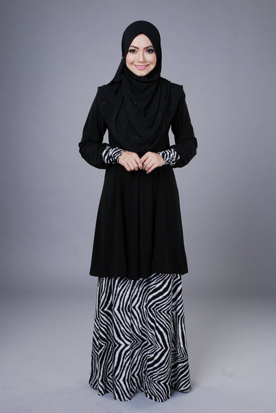 SR045A - RAISYA (Top+Skirt)