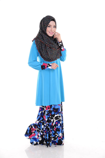 SR008F - RAISYA (Top+Skirt)
