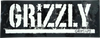 Grizzly Stamp Hot Box Decal 1 Piece