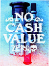 Zero No Case Value Decal Single