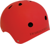 Industrial Flat Red Helmet XL