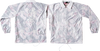 Real Bloom Windbreaker XL transparent White/floral