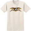 AntiHero Eagle Tee Small cream