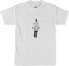 Tkf Put It Down Tee Small White