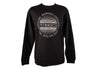 Fit Sporting Crew Sweatshirt-black