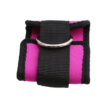 D-Ring Ankle Strap Belt