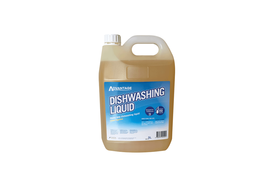 Advantage -  Dishwashing Liquid 5L