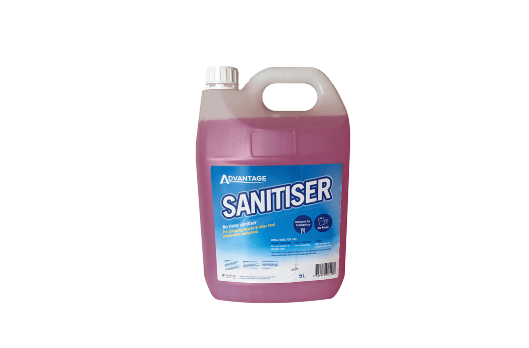 Advantage -  Surface Sanitiser 5L