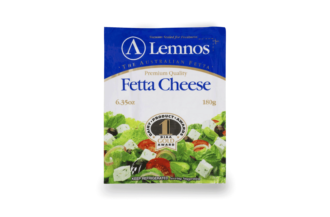 Lemnos Fetta Cheese 200g