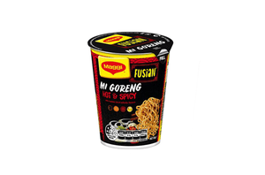 Maggi Instant Cup Noodles - Hot and  Spicy 60g