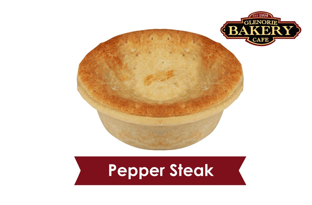 Gourmet Family Pies - Pepper Steak 1.4kg (Family size)