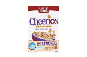 Uncle Tobys Cheerios Cereal 580g