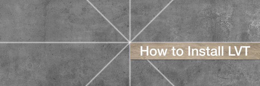 How to Install Luxury Vinyl Tile Flooring