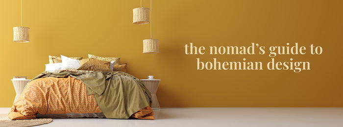 The Nomad's Guide to Bohemian Design