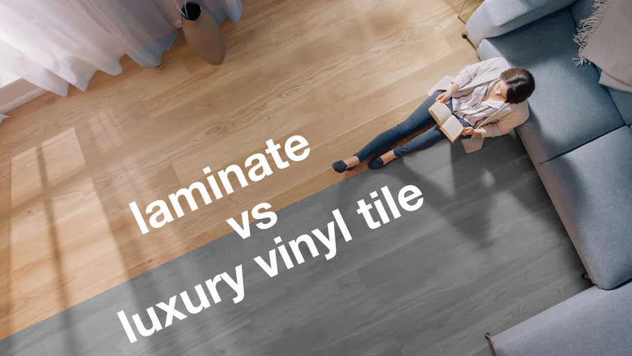 LVT vs Laminate Flooring (Which is better?)