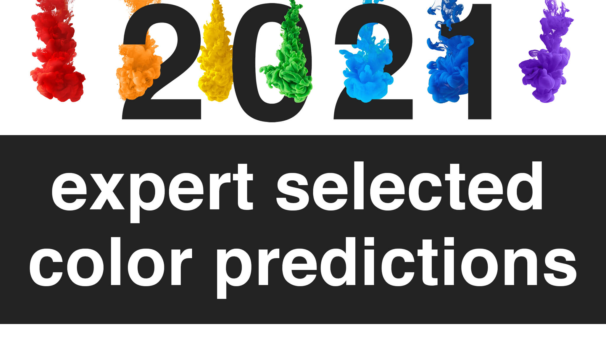 Color Predictions for 2021, According to Experts