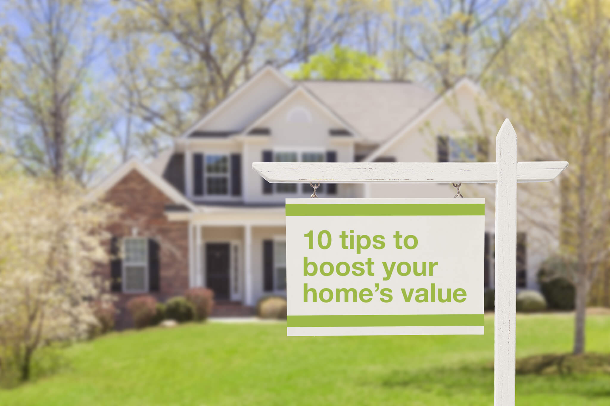 This Is the Number One Way to Boost Your Home's Value, According to Experts