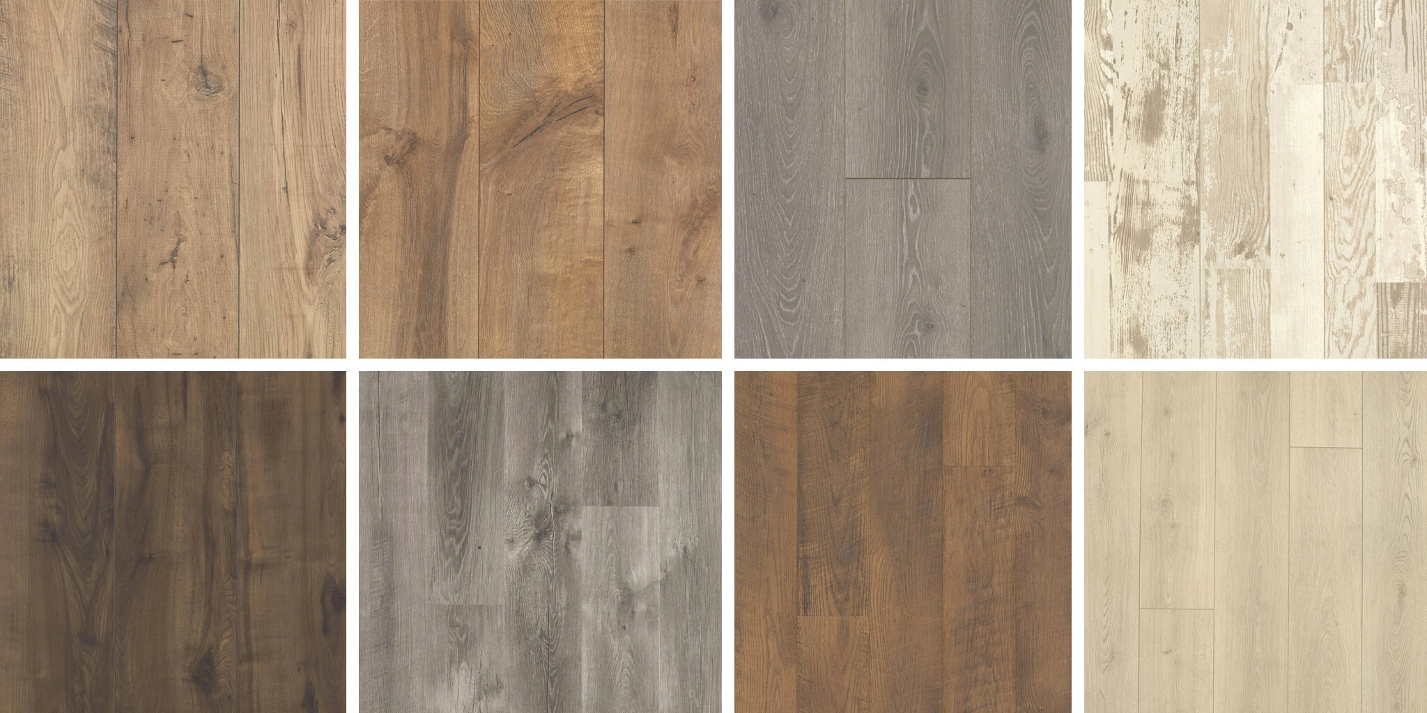 Laminate choices of Traditional, Transitional, Coastal, Farmhouse, Mediterranean, Bohemian, Modern, and Contemporary styles.