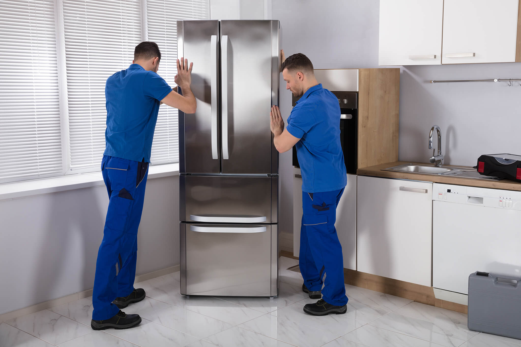 Moving Appliances out of the Kitchen