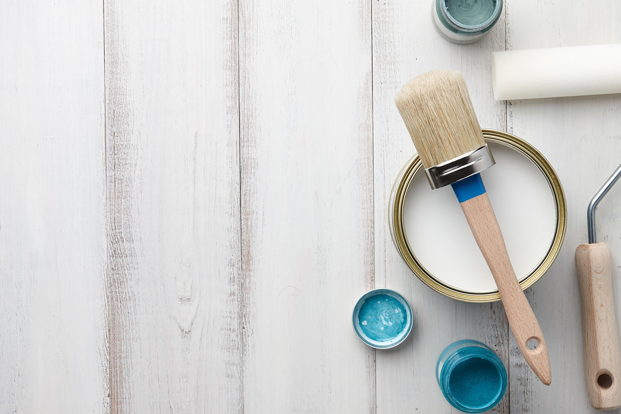 What are milk paint's benefits?