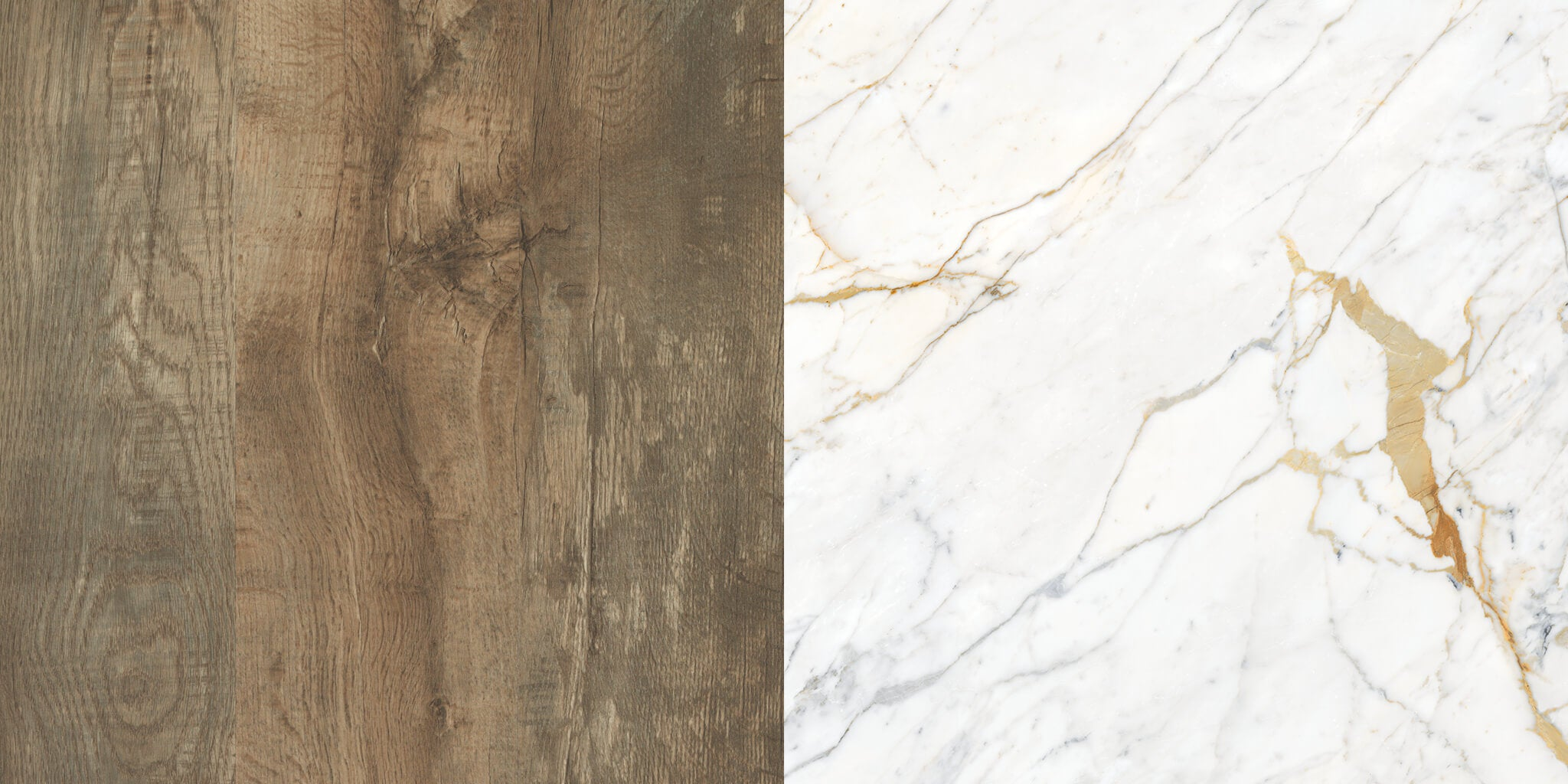 wood vs marble floors