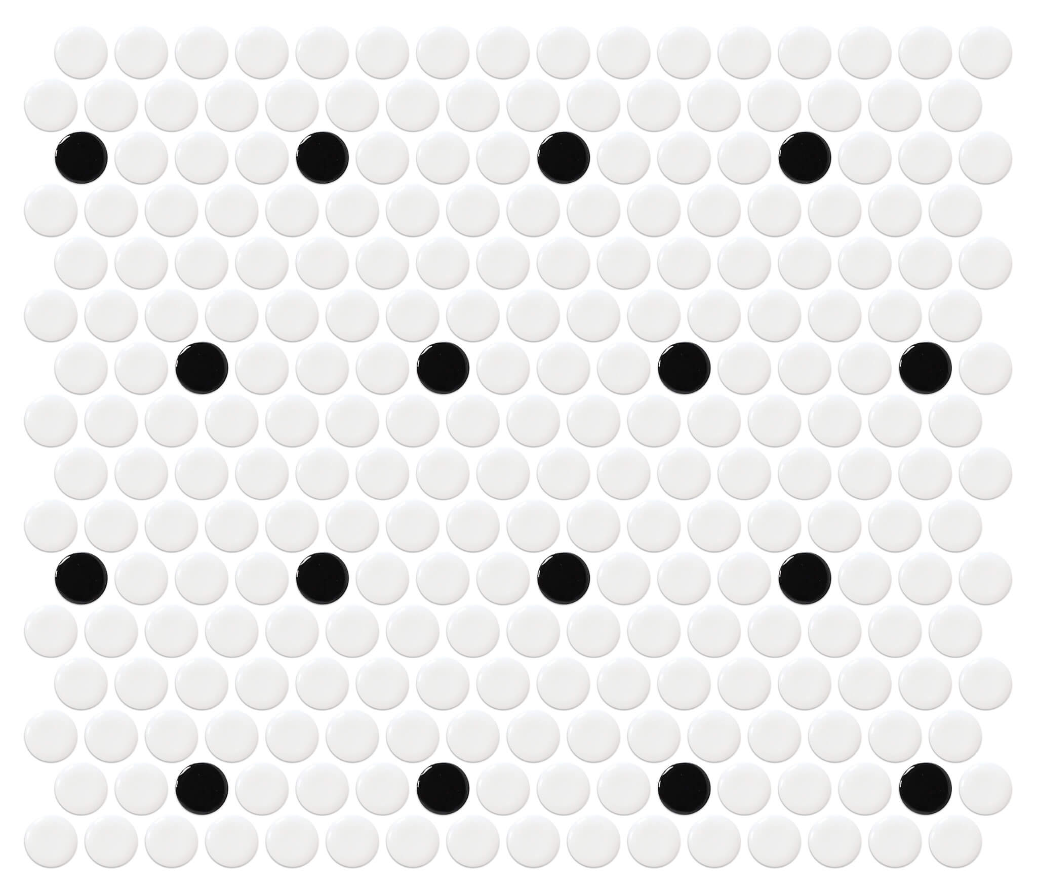 Retro Rounds Polka Dot Gloss 1