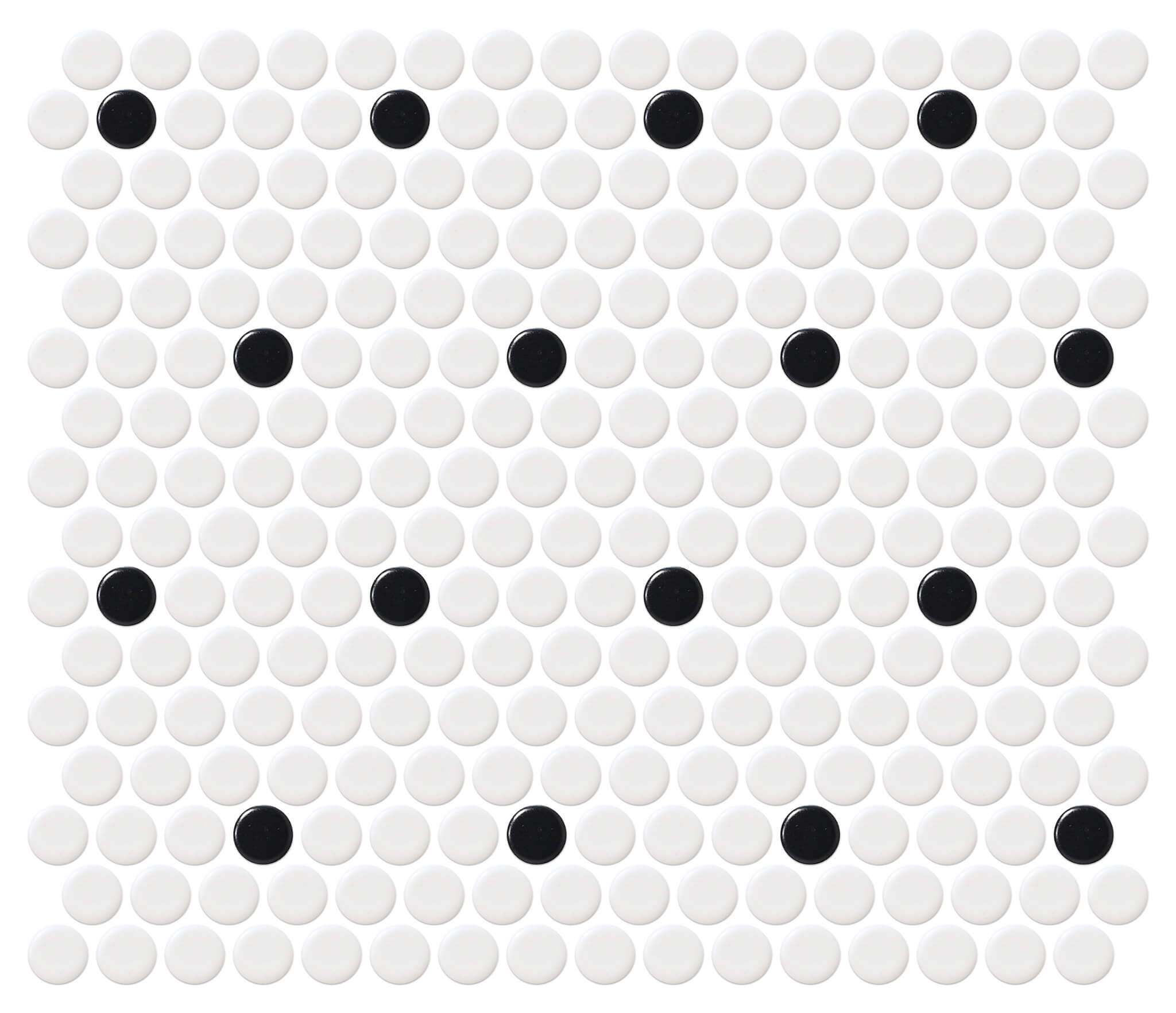 Retro Rounds Polka Dot Matte 1
