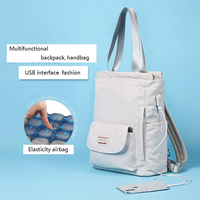 Waterproof Stylish Laptop Backpack (2 Colors)