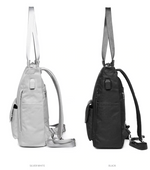Load image into Gallery viewer, Waterproof Stylish Laptop Backpack (2 Colors)