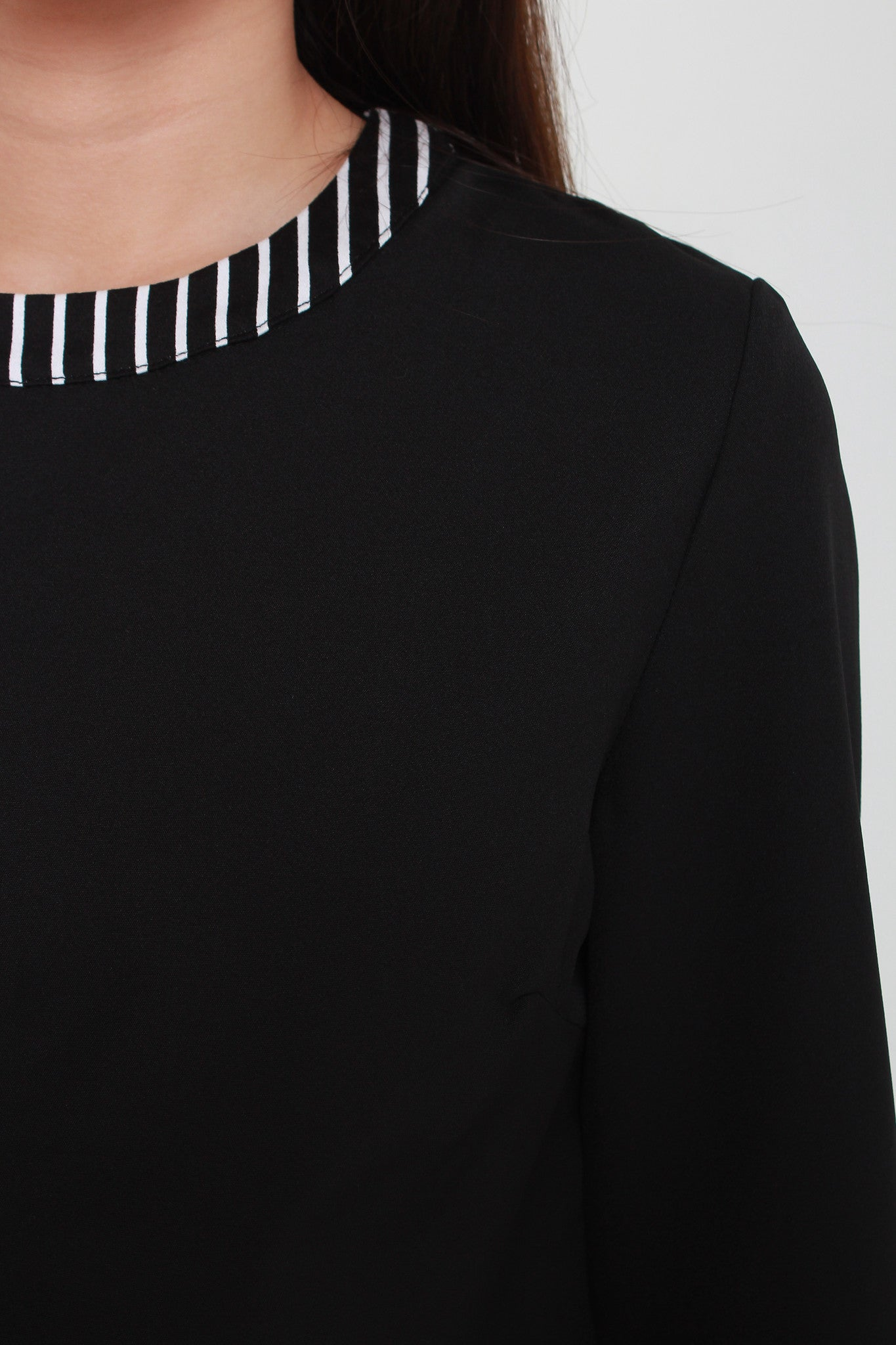 Camille Blouse in Black