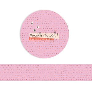 Lauren Red Dot Washi Tape - Illustrated Faith